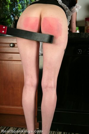 Real Spankings - Two Maids Punished (part 1 Of 2) - image 9