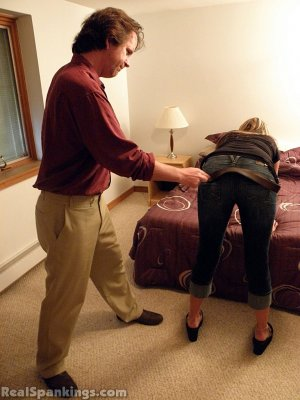 Real Spankings - Because Your Mom Won't, I Will... - image 7