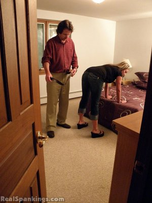 Real Spankings - Because Your Mom Won't, I Will... - image 6
