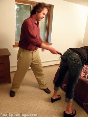 Real Spankings - Because Your Mom Won't, I Will... - image 8