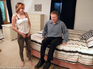 Real Spankings - Allison: Long Hard Spanking (part 1) - image 4