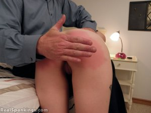 Real Spankings - Allison: Long Hard Spanking (part 1) - image 2