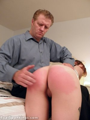 Real Spankings - Allison: Long Hard Spanking (part 1) - image 8