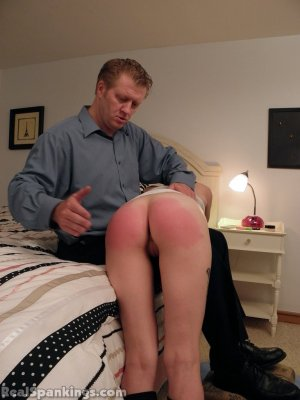 Real Spankings - Allison: Long Hard Spanking (part 1) - image 10