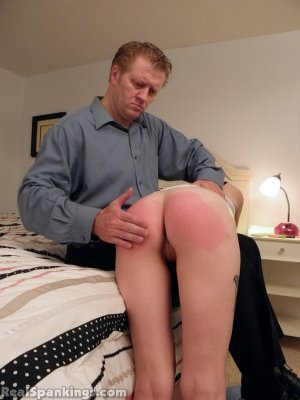 Real Spankings - Allison: Long Hard Spanking (part 1) - image 16
