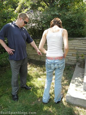 Real Spankings - Roxie Caught Ditching School (part 1 Of 2) - image 10