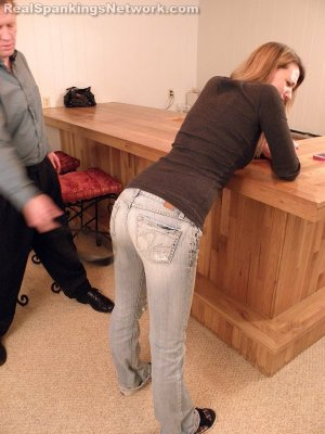 Real Spankings - Monica Strapped By Danny - image 15