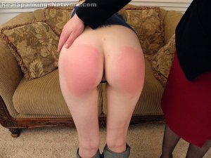 Real Spankings - Allison's Birthday Spanking (part 1 Of 2) - image 6