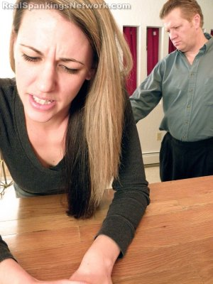 Real Spankings - Monica Strapped By Danny - image 18