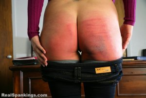 Real Spankings - Paddled At School, Paddled At Home (part 1 Of 2) - image 4
