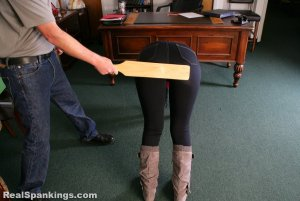Real Spankings - Paddled At School, Paddled At Home (part 1 Of 2) - image 17