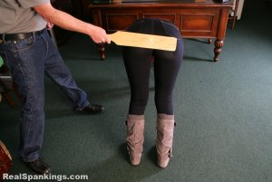 Real Spankings - Paddled At School, Paddled At Home (part 1 Of 2) - image 10