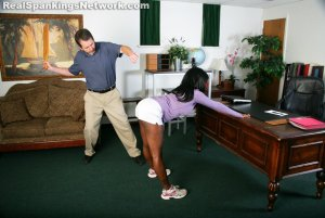 Real Spankings - Paddled In School - image 5