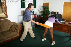 Real Spankings - Paddled In School - image 14