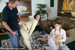 Real Spankings - Dropseats And Diapers (part 2 Of 2) - image 9