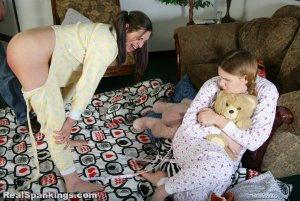 Real Spankings - Dropseats And Diapers (part 2 Of 2) - image 11