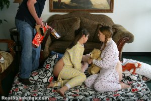 Real Spankings - Dropseats And Diapers (part 2 Of 2) - image 6