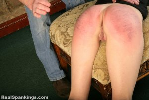 Real Spankings - Rae Spanked By Mr. M (part 2 Of 2) - image 14