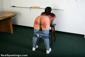 Real Spankings - School Swats : Kenzie - image 11