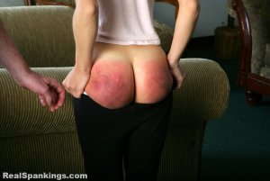 Real Spankings - Paddled At School, Paddled At Home (part 2 Of 2) - image 1
