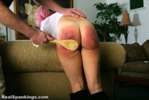 Real Spankings - Paddled At School, Paddled At Home (part 2 Of 2) - image 6