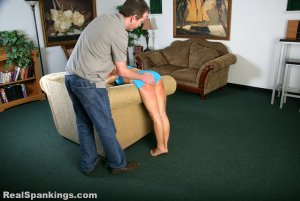 Real Spankings - Kiki: Spanked For Being Late - image 2