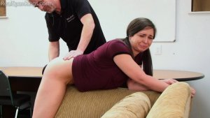 Real Spankings - Real Discipline: Adriana - image 8