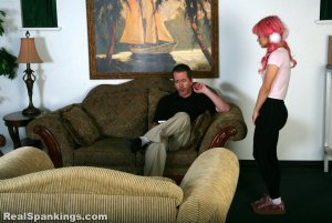 Real Spankings - Paddled At School, Paddled At Home (part 2 Of 2) - image 3