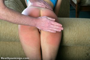 Real Spankings - Kiki: Spanked For Being Late - image 18