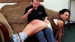 Real Spankings - Delta's Punishment Profile - image 9