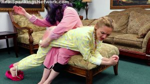 Real Spankings - Spanked At School, Spanked At Home - image 1