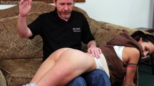 Real Spankings - Delta's Punishment Profile - image 1