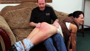 Real Spankings - Delta's Punishment Profile - image 4
