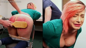 Real Spankings - Faces: Mila - image 5