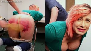 Real Spankings - Faces: Mila - image 6