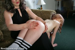 Real Spankings - New Model: Alice - image 7