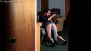 Real Spankings - Spanked At Bedtime (part 1 Of 2) - image 9
