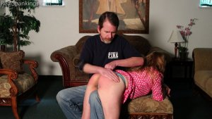 Real Spankings - Spanked At Bedtime (part 1 Of 2) - image 4