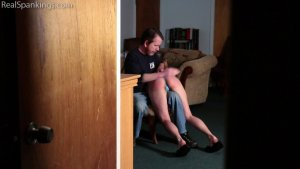 Real Spankings - Spanked At Bedtime (part 1 Of 2) - image 2