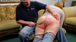 Real Spankings - Severe Hairbrushing And Mouthsoaping - image 8