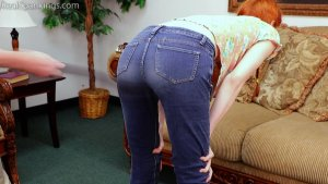 Real Spankings - Belt Test For Julia - image 10