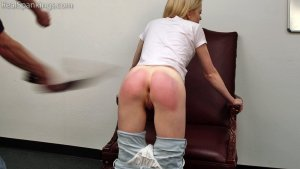 Real Spankings - Belt Test: Alice (part 2 Of 2) - image 3