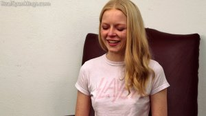 Real Spankings - Belt Test: Alice (part 2 Of 2) - image 7