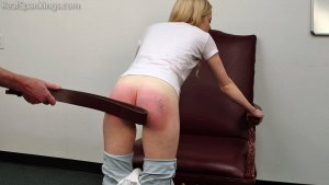 Real Spankings - Belt Test: Alice (part 2 Of 2) - image 13
