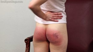 Real Spankings - Belt Test: Alice (part 2 Of 2) - image 5