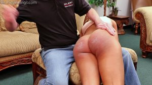 Real Spankings - Before Bedtime Spanking (part 1 Of 2) - image 4