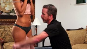 Real Spankings - Before Bedtime Spanking (part 1 Of 2) - image 6
