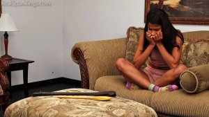 Real Spankings - Before Bedtime Spanking (part 1 Of 2) - image 7
