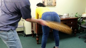 Real Spankings - Caught Vaping - image 10