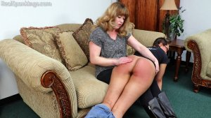 Real Spankings - Ambriel: Spanked Hard By Miss Betty (part 1 Of 2) - image 2
